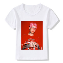 Lil Peep Rapper Design Children T shirt