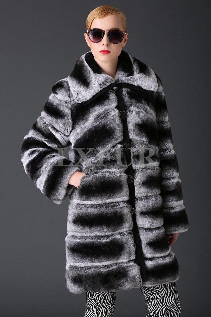 Cuanto cuesta un abrigo de piel de chinchilla
