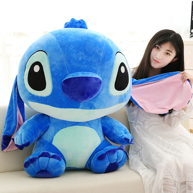 large plush toys cute stitch doll big surprise gift for children girl - 3