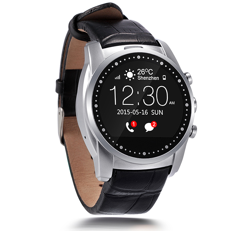 Waterproof Bluetooth font b Smart b font font b Watch b font with IPS HD GPRS