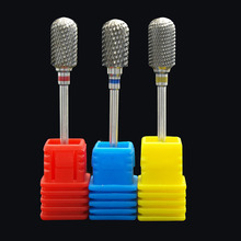 Kimaxcola 1pcs  3/32 Nail Drill - Carbide drill bit electric nail file File High quality nails accessoires