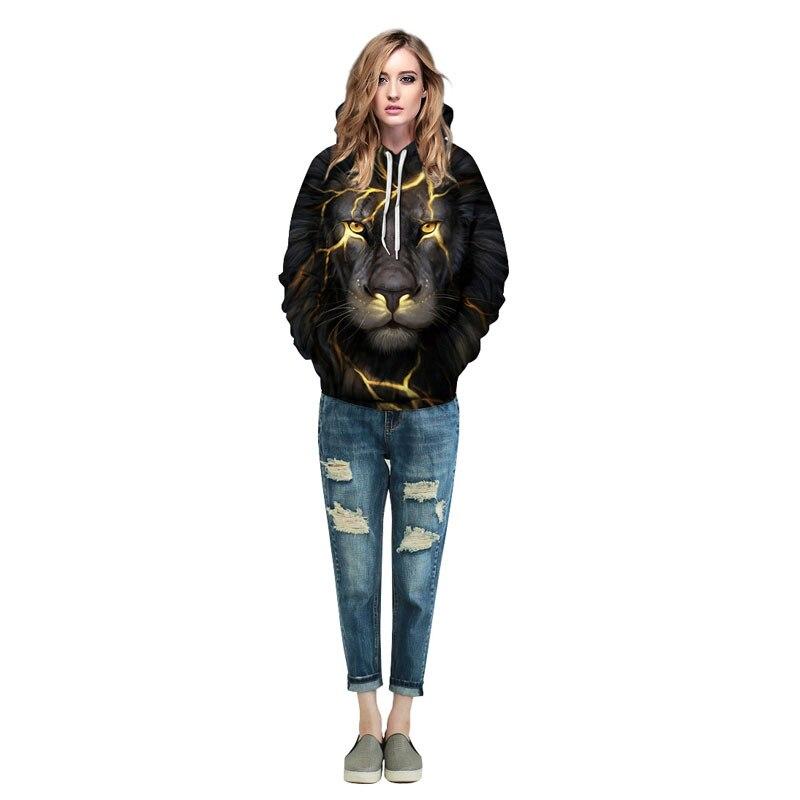Mr.1991INC New Fashion Men/Women 3d Sweatshirts Print Golden Lightning Lion Hooded Hoodies Thin Hoody Tracksuits Tops New Fashion Men/Women 3d Sweatshirts of a Lightning Lion HTB1MWd0qh3IL1JjSZPfq6ArUVXaK