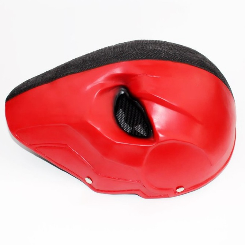 Deathstroke Helmet Halloween Arrow Season Deathstroke Full Face Masquerade Cosplay Costume Props Terminator Resin Helmet Masks 3