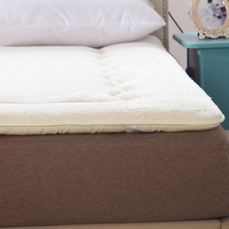 Aliexpress Super Warm Lamb Mattress Thick Anti Slip Free Shipping From Reliable Suppliers On Fiery