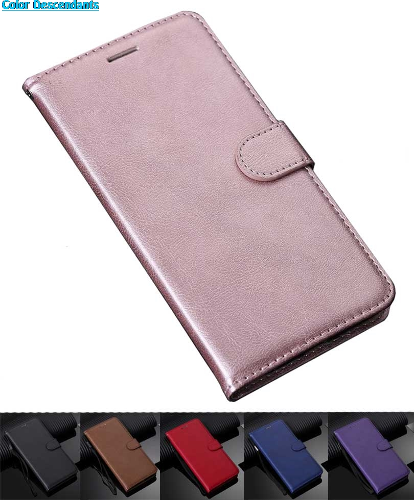 Leather Case For Huawei P20 Pro Case Huawe P20 Lite Nova 3E Cover Flip Phone Case For Huawei P 20 Wallet Card Slots Book Cover