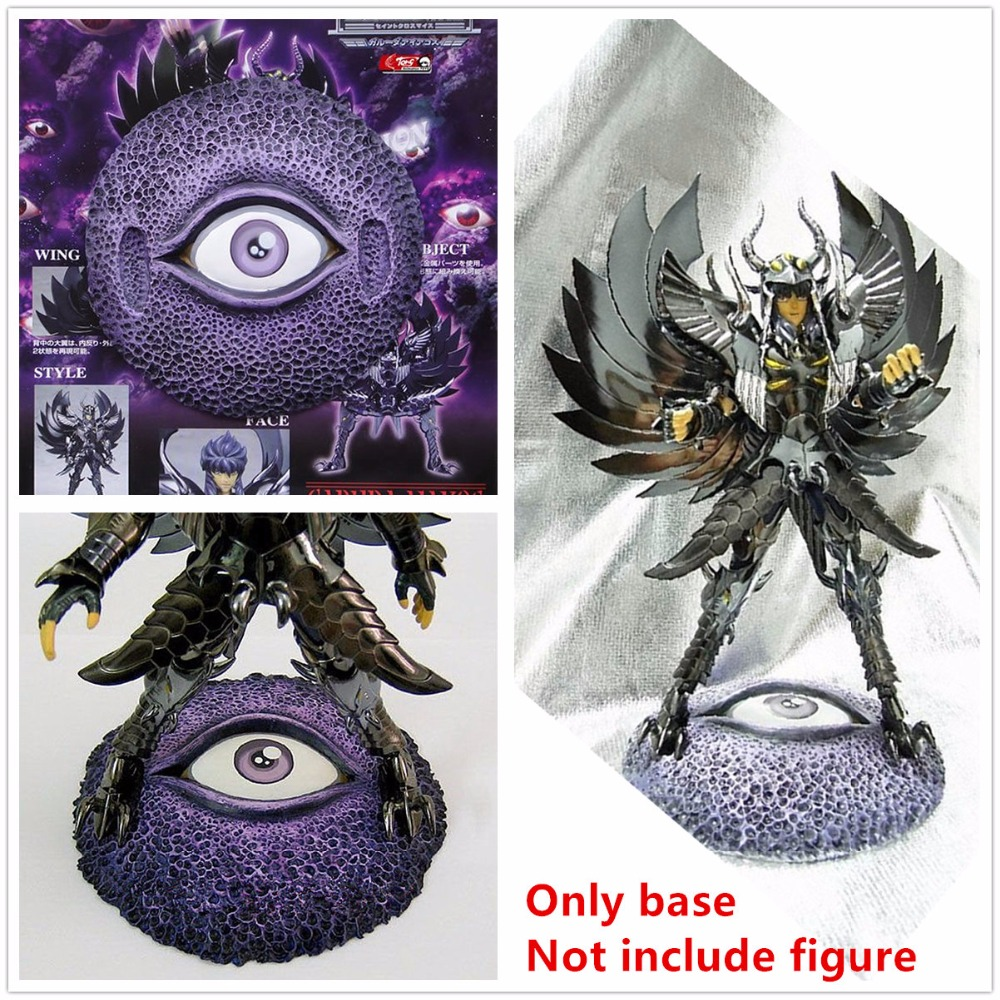 <font><b>Saint</b></font> <font><b>Seiya</b></font> <font><b>Cloth</b></font> <font><b>Myth</b></font> Base for <font><b>Bandai</b></font> Hades Specters Garuda Aiacos model* image