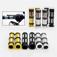 for Harley Davidson XL883/1200 Retro CNC Motorcycle Handlebar Grip Scooter Handle Bar Grips Universal Motorcycle Accessories