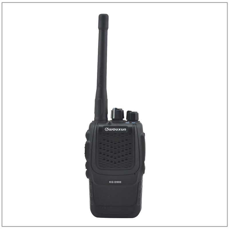 2016 New Wouxun KG-D900 UHF 400.000-470.995MHz DMR Digital Walkie Talkie KG D900 16CH Two Way Radio