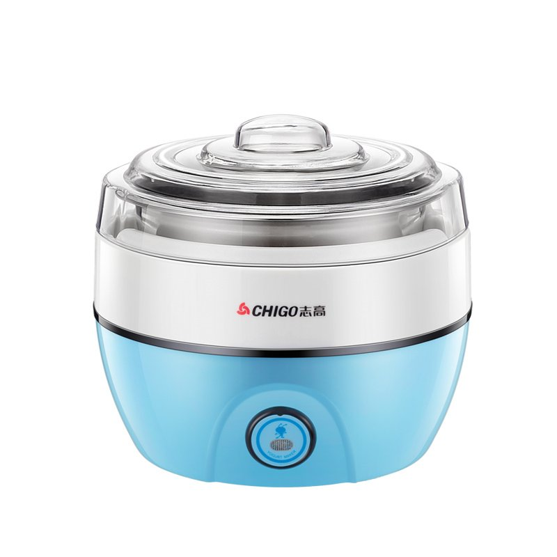 1.0L Mini Electric Yogurt Maker Household Automatic Top Quality Yogurt Making Tools with Stainless Steel Liner Glass Sub-cup hot selling electric yogurt machine stainless steel liner mini automatic yogurt maker 1l capacity 220v