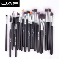 JAF 20 Pcs Makeup Brush Set Professional Face Cosmetics Blending Brush Tool F1108