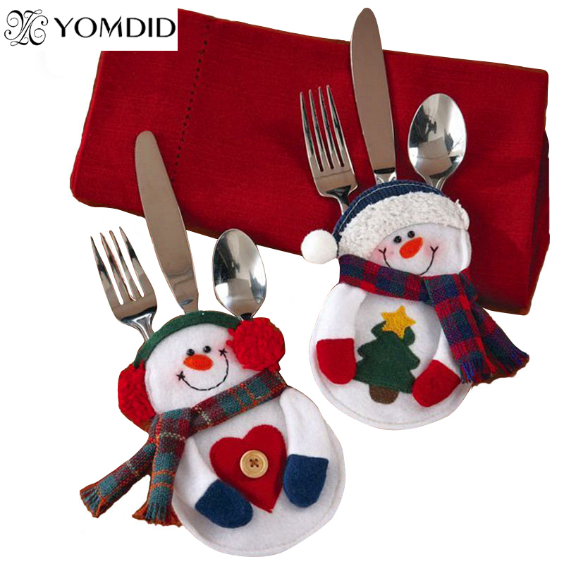 Buy 8pcs christmas decorations snowman Latest christmas decorations