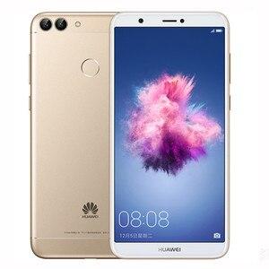Image 2 - Huawei ciesz się 7S Huawei P smart 4GB 64GB Kirin 659 Android 8.0 5.65 calowy ekran 13.0 tylna kamera id odcisku palca inteligentny telefon