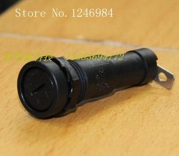 [SA]R3-9A FUSE Taiwan New SCI high-quality fuse holder fuse box 250V15A M13.2 6 * 30--50pcs/lot