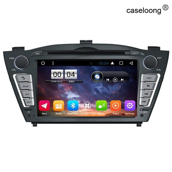 Android 6.0 Car DVD Player for Hyundai IX35 Tucson 2011 2012 2013 CAR Radio gps stereo support 3g/WIFI OBD rear camera bluetooth