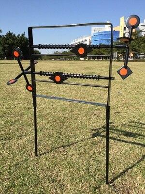 Airguni laskevõistluse sihtmärk / ka Airsofti Paintballile / - Laskmine - Foto 6