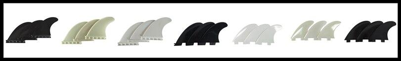 de mel prancha fin preto e branco cor com logotipo surf fin