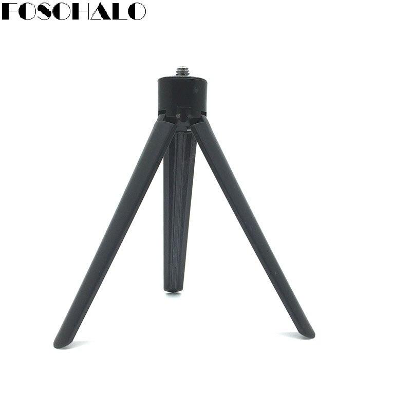 FOSOHALO Lightweight Table Top Stand Tripod for phone for Sony GoPro SJCAM Selfie Stick Digital Camera, DSLR, Video Camera
