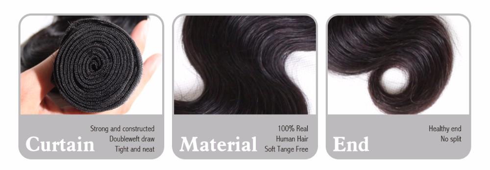 stema hair brazilian body wave