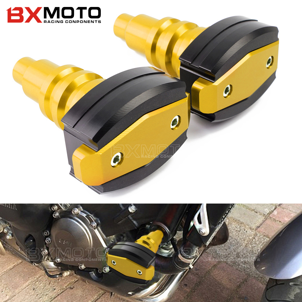 Motorcycle Accessories Cnc Frame Sliders Falling Protection Crash Pad Sides for Suzuki GSX-S1000/ABS GSX S1000 ABS 2015 2016