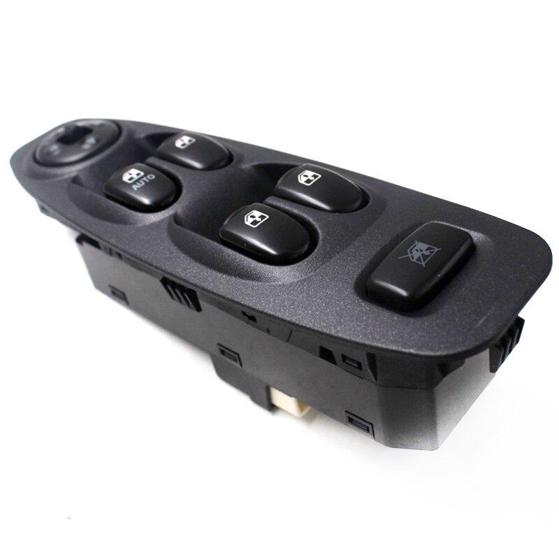 Interrupteur de vitre électrique côté gauche pour Hyundai Accent 2002-2006 93570-25300 9357025300