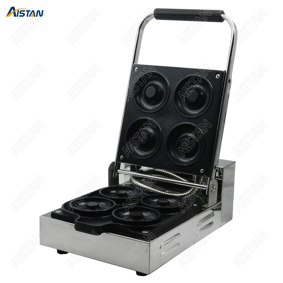 EG6A/EG6A-2 elettrico automatico mini che fa la macchina ciambella commerciale ciambella maker 8 cm di diametro Non-stick Coating