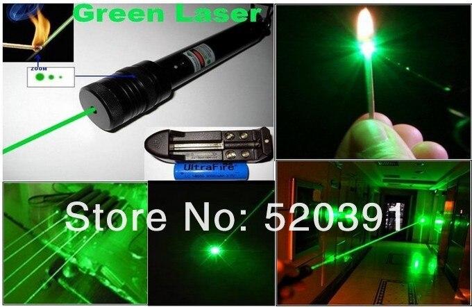 Super Poderosas! Militar 1000 w 10000 m Lanterna Ponteiro Laser Verde 532nm Fósforo Ardente & Luz Queimadura de Cigarro + carregador + presente caixa