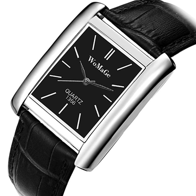 Luxury Men's Watches Simple Causal Leather Band Analog Quartz Sport Wrist Watch Relogio Masculino Bayan Kol Saati Reloj Hombre