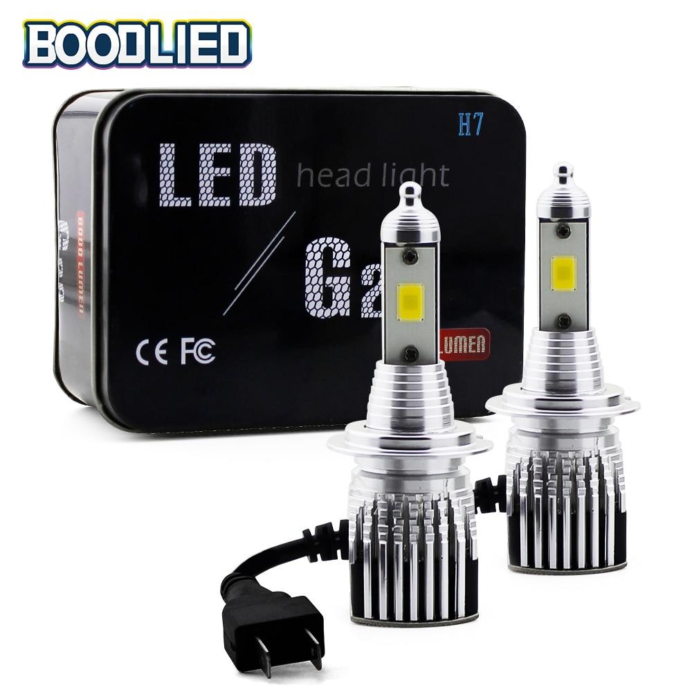 2x Car Styling H4 H7 H11 H1 H3 9005 9006 COB Car LED Headlight Bulbs Hi-Lo Beam 6500K Auto Headlamp Fog Light G20 Bulb DC12V oslamp h4 h7 led headlight bulb h11 h1 h3 9005 9006 hi lo beam cob smd chip car auto headlamp fog lights 12v 24v 8000lm 6500k