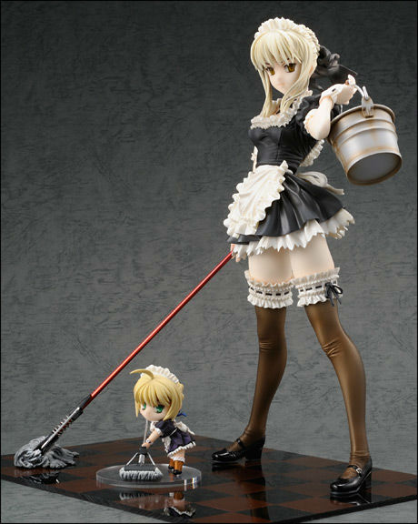 Fate Saber and maid 1/6 scale ver. sexy girls Free shipping saber gholizadeh navid dinparast djadid and hamid reza basseri malaria transmission blocking vaccine candidate in iran