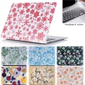 NEW Pattern Series Colorful Hue Matte Case Cover For Apple macbook Air Pro Retina 11 12 13 15 laptop bag For Mac book 15.4 inch