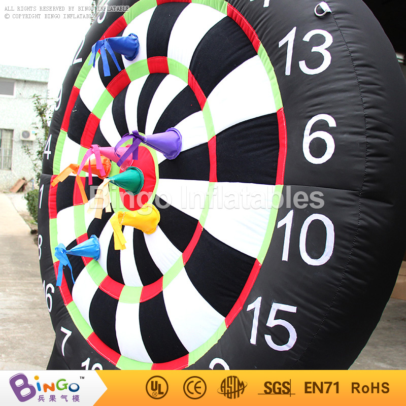 hot sale inflatable dart game inflatable dart board games 7.2Ft. /2.2M high inflatable funny game-BG-A0947-2 toy hot board game camel up funny game for 2 8 players party family game