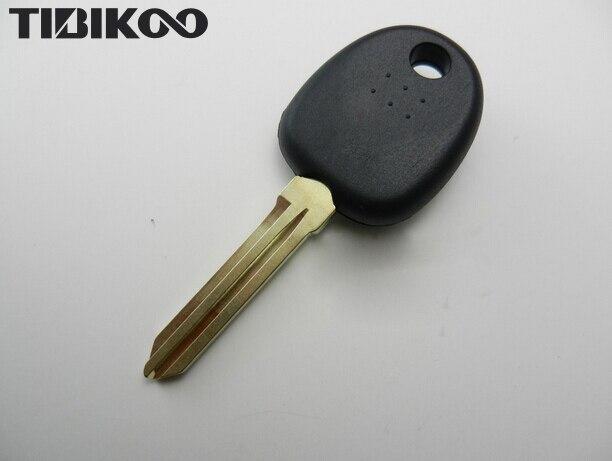 Pouzdro transpondéru s klíčem pro Hyundai Accent Elantra s pravou čepelí Fob klíčenka 10ks / lot + doprava zdarma