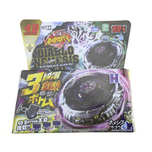 Beyblades Metal Fusion Spinning Battle Metal Fury Masters With Launcher Children toys