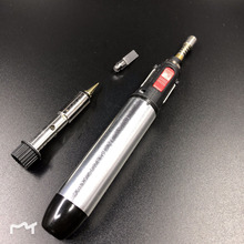 Welding stylus hot cutting…