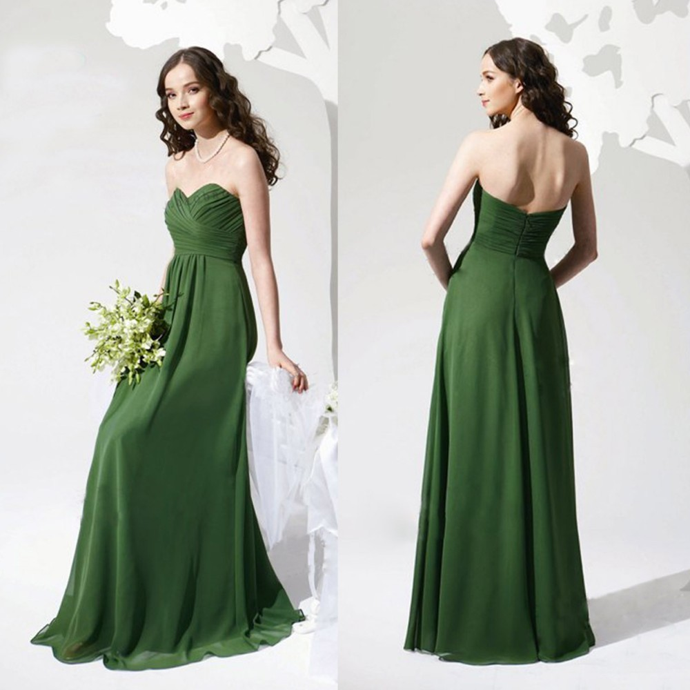 Compare Prices on Emerald Green Strapless Dress- Online Shopping ...