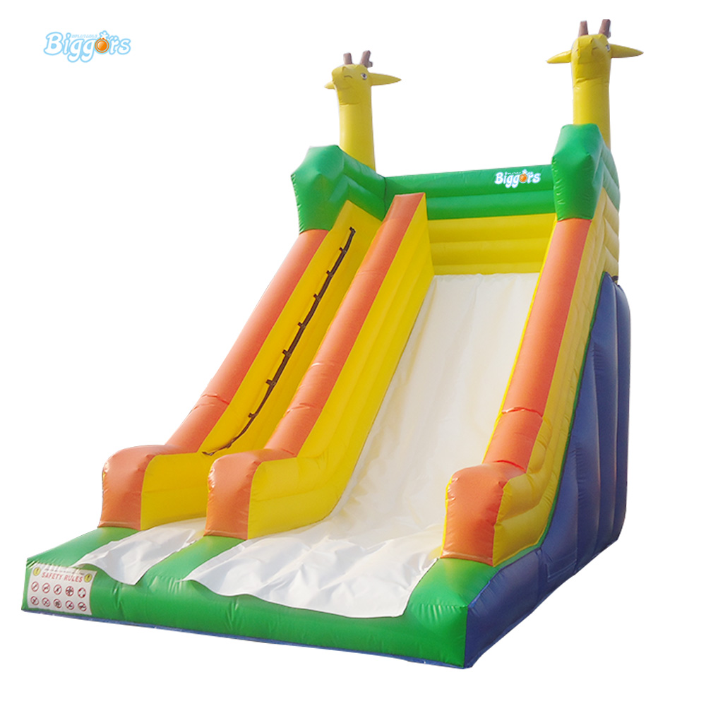 China Factory Direct Sale Inflatable Dry Slide Giant Inflatable Slide For Sale inflatable biggors colorful inflatable dry slide inflatable happy slide for sale