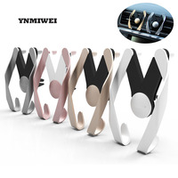 Car Styling Auto Car Phone Holder On Air Vent Stand Mount For Universal Iphone 4 5