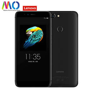 Lenovo Snapdragon 625 S5-K520 Smartphone 64GB GSM/WCDMA/LTE Bluetooth 4.0 Octa Core Face Recognition