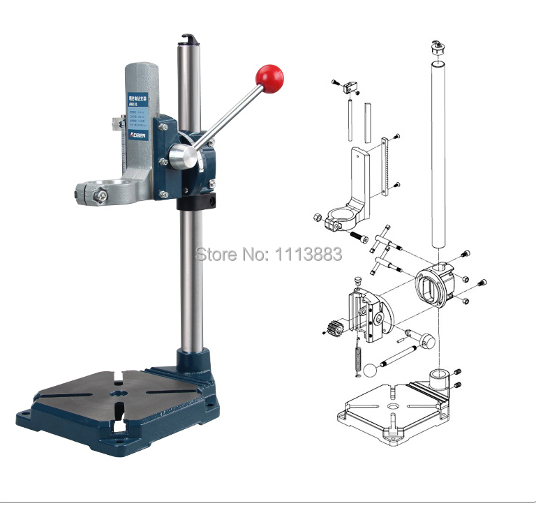 Cheap drill stand