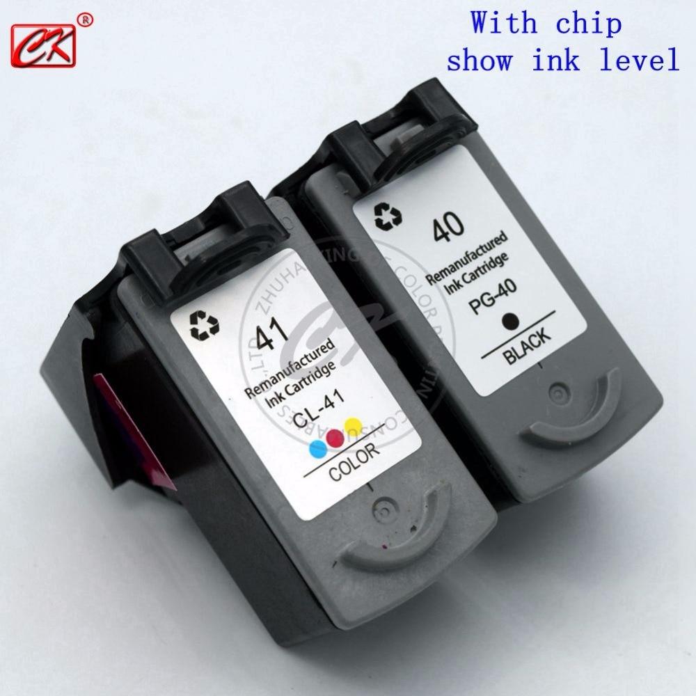 PG40 PG41 CL41XL Ink Cartridge for Canon pg40 41 iP1180 iP1200 iP1300 iP1600 iP1700 iP1880 Printer