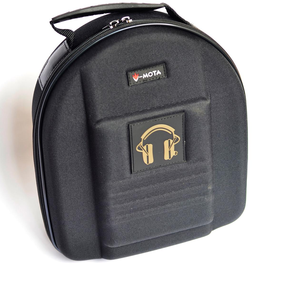 portable hard storage carrying headphone bag box Case For Denon AH D1100 AH D510 AH D310