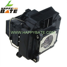 Projector Lamp ELPLP64 for PowerLite 935W/D6155W/D6250 VS350W/VS410 EB-1840W/1850W/1860/1870/1880/D6155W/D6250 with Housing