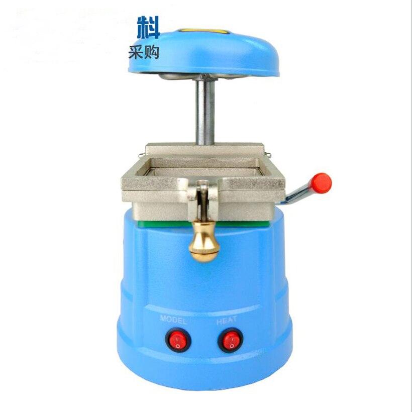 220V Máquina de Laminação Máquina de Vacuum Forming Dental Equipamentos Odontológicos Dental Com Alta Qualidade 1PC