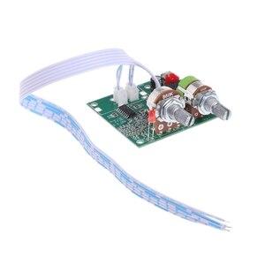 Image 2 - 5V 20W 2.1 Kênh Đôi 3D Vòm Kỹ Thuật Số Âm Thanh Stereo Amplifier Class D AMP Board M35