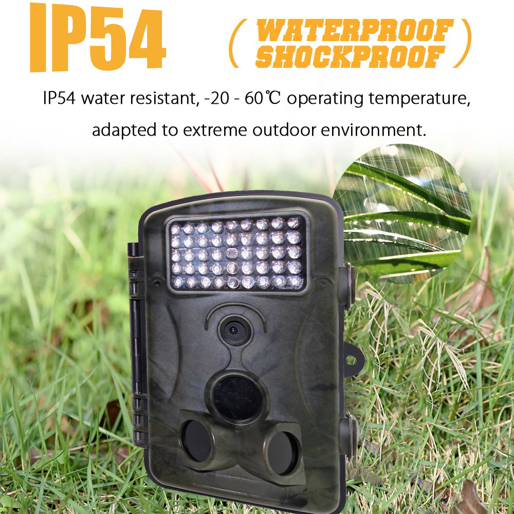 Infrared Hunting font b Camera b font 850nm 940nm IR LEDs 1080P FHD Waterproof Motion Detection