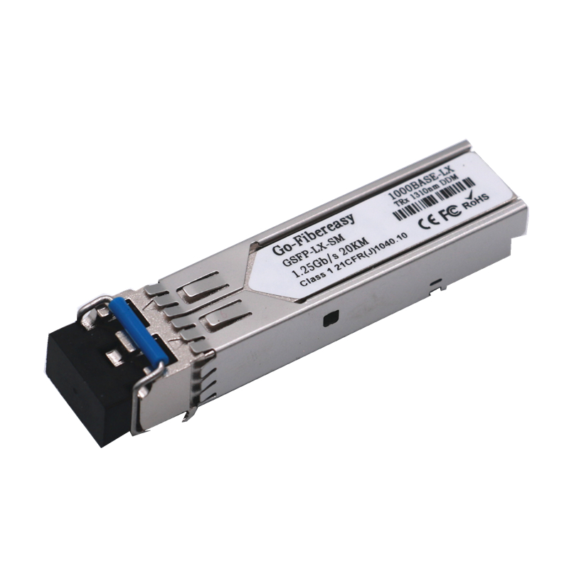 Image 5 - SFP Transceiver Module, 1000Base LX, SMF, 1310nm 20km. 1.25G SFP LX/LH for GLC SX MMD/GLC SX MM-in Fiber Optic Equipments from Cellphones & Telecommunications