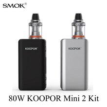 บุหรี่อิเล็กทรอนิกส์Vapeชุดกล่องSMOK KOOPORมินิ2แบตเตอรี่สมัยEมอระกู่สำหรับB RitหรือVCTถังโปรบุหรี่อิเล็กทรอนิกส์Vaporizer X1042