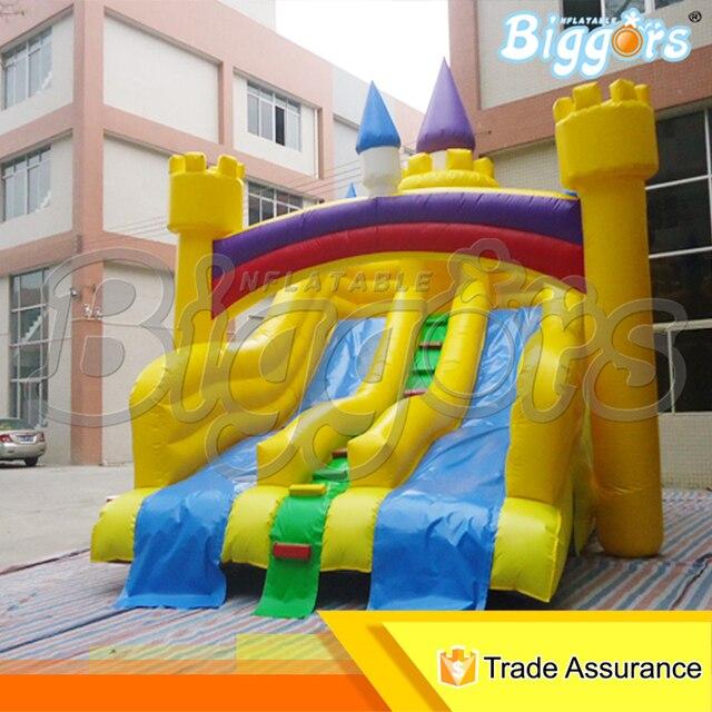 Надувные Biggors Открытый Надувной Горкой Детский Надувной Замок Коммерческих Отказов Дом