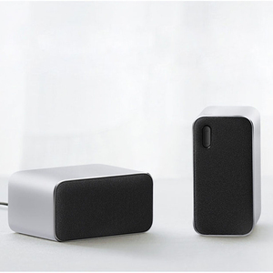 Image 5 - Original Xiaomi Bluetooth Computer Speaker 12W 2.4GHz Double Bass Basin Stereo Portable Aux DSP With Microphone LED Indicator
