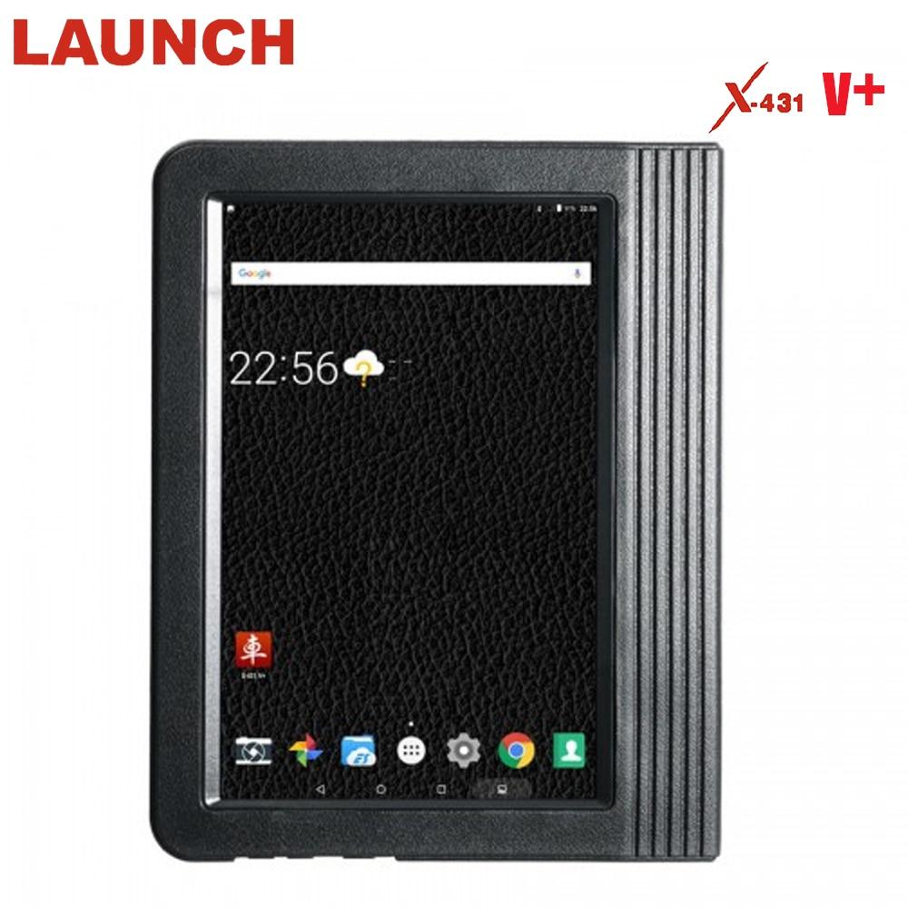 100% Originale Del Lancio X431 V + Wifi/Bluetooth V Plus Auto Scanner Completa del Sistema Auto OBD2 Strumento Diagnostico X431 V + 2 Anni di Aggiornamento Gratuito